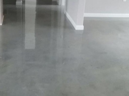 What is CR-Sealed Concrete