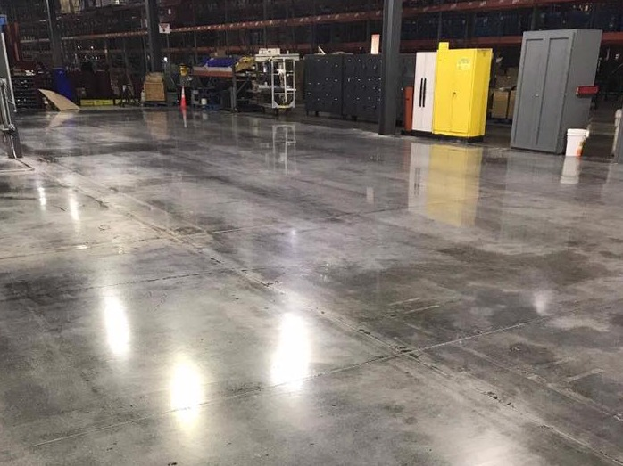 Polished Concrete Services New Iberia Lafayette La